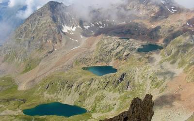 I laghi alpini del Lussert